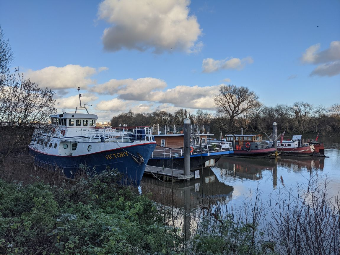 Houseboats 2 - Joanna Raikes