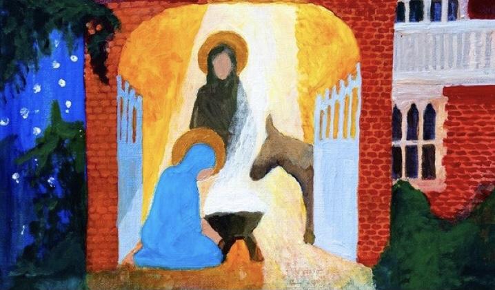 Nativity scene, SMAAA advent calendar