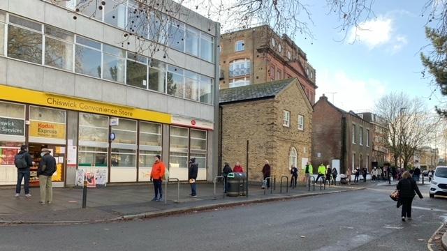 Chiswick post office 2