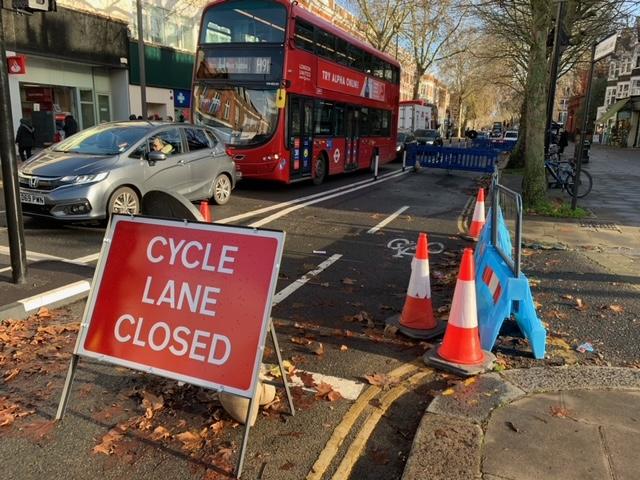 cycle lane 1