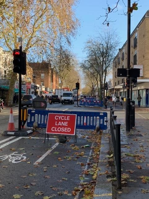 cycle lane 2