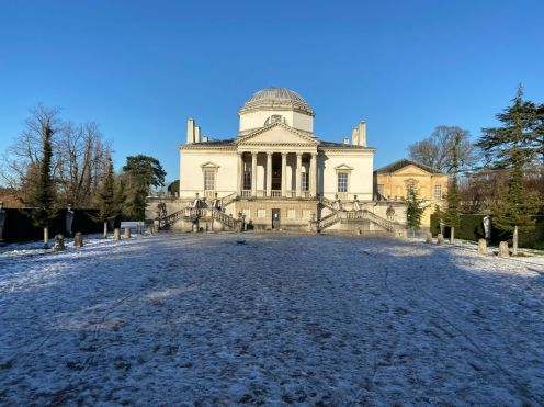 Chiswick House 3 - Alice Gilkes