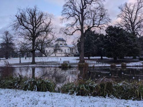Chiswick House 9 - Joanna Raikes