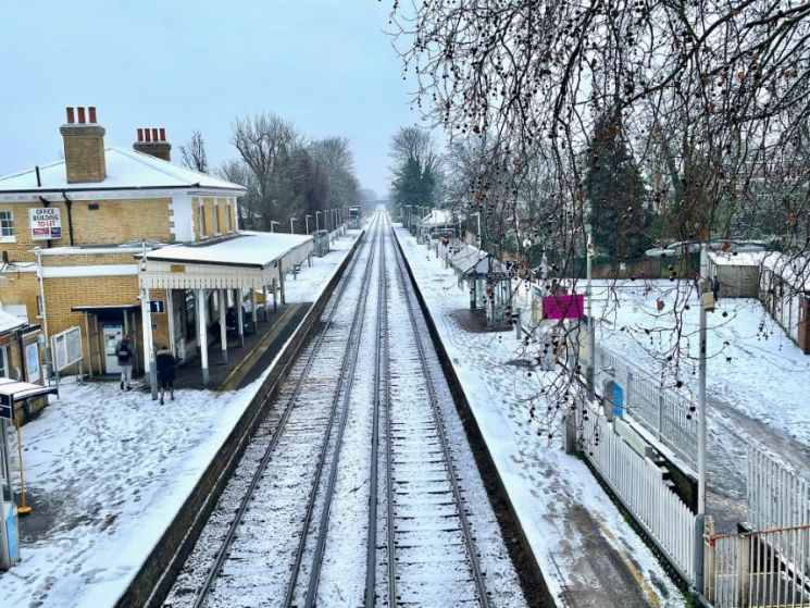 Chiswick in snow - Anna Kunst (15)