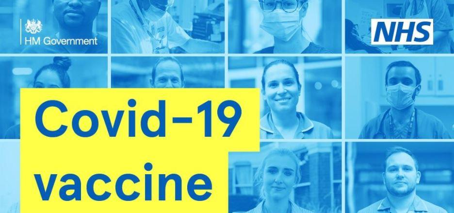 Covid 19 Vaccine programme graphis