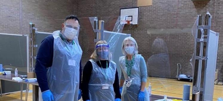 Chiswick school testing 1