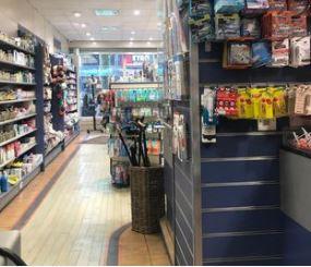 West London Pharmacy interior