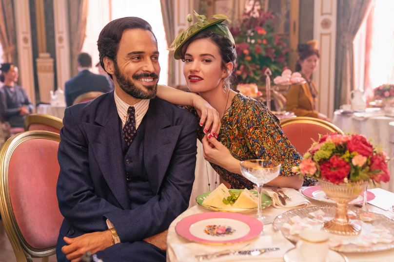 BBC Adaptation - Assaad Bouab as Fabrice de Sauveterre