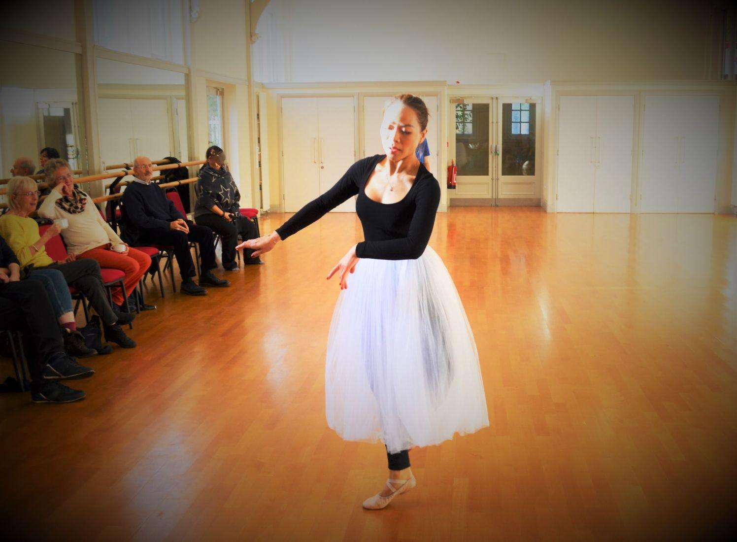 Ballet4Life teacher