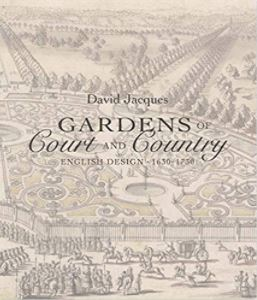 Book cover - Gardens of Court and Country