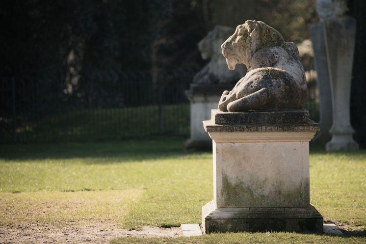 Chiswick lion - Anna Kunst