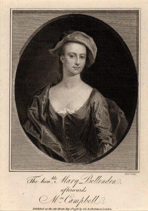 Mary-Campbell-ne-Bellenden