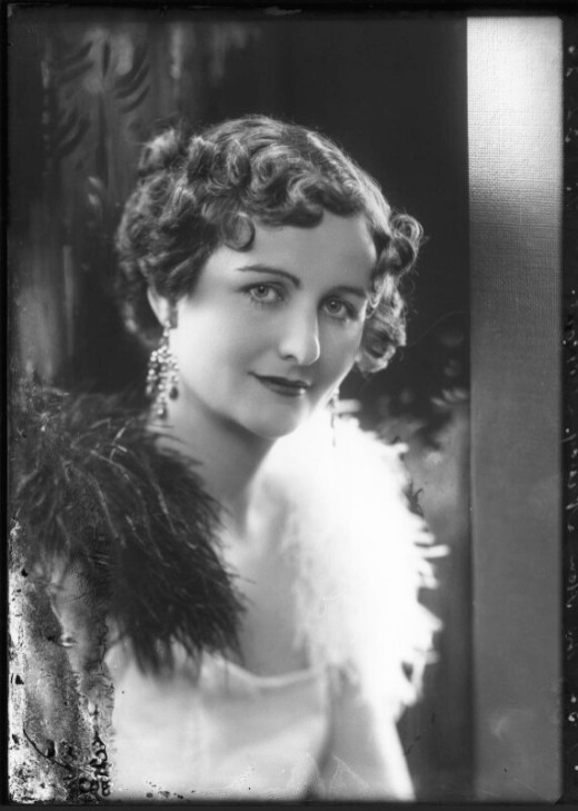 Nancy-Mitford by Bassano Ltd 1 July 1932