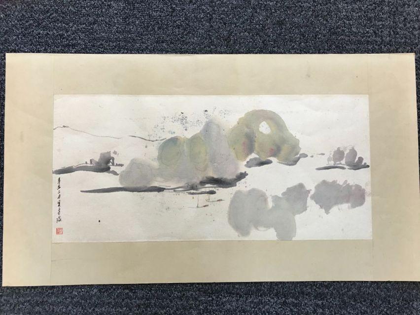 Ink 2 by Lui Shou-Kwan