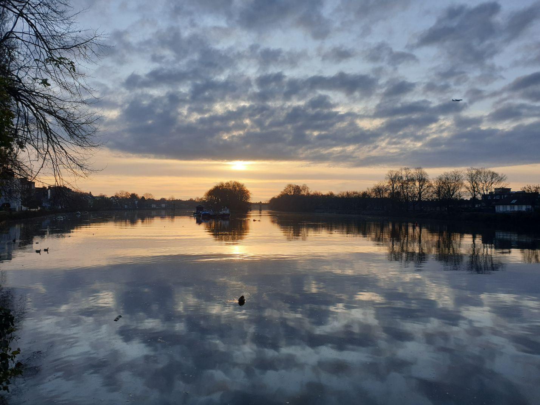 River Thames from Kew Bridge, Joanna Raikes_web