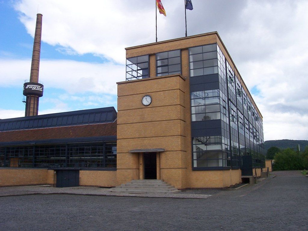 Bauhaus factory