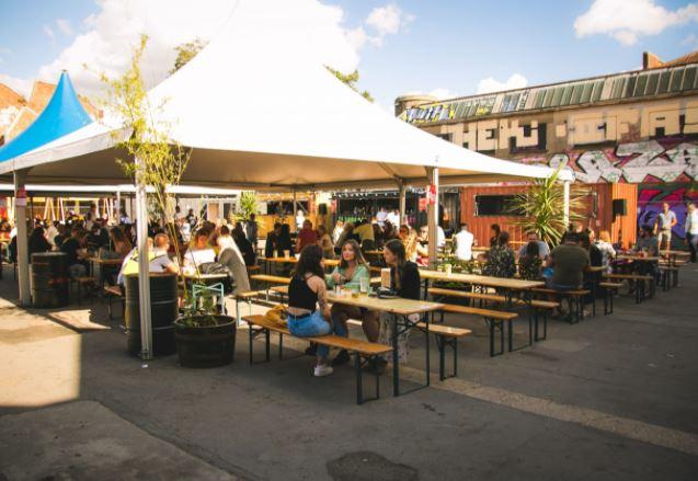 Junkyard market