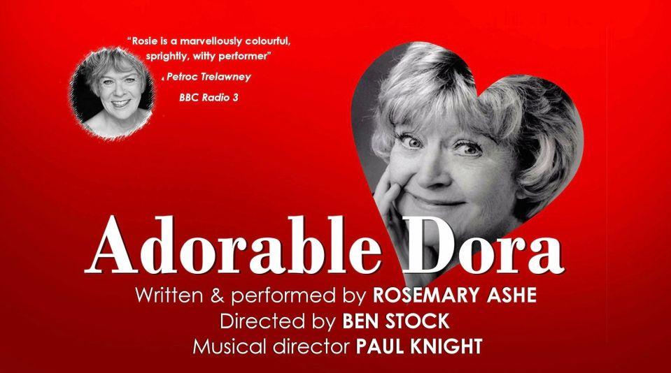 Adorable Dora - Rosemary Ashe