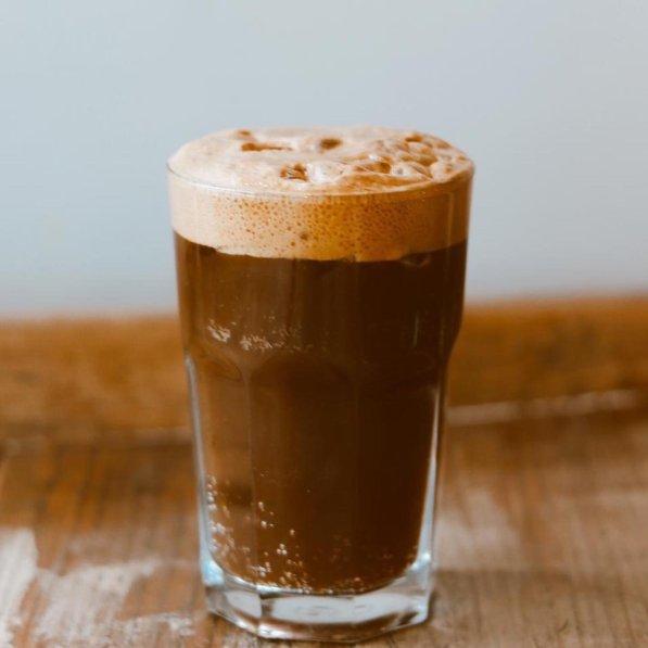 Artisan Coffee Summer Drink
