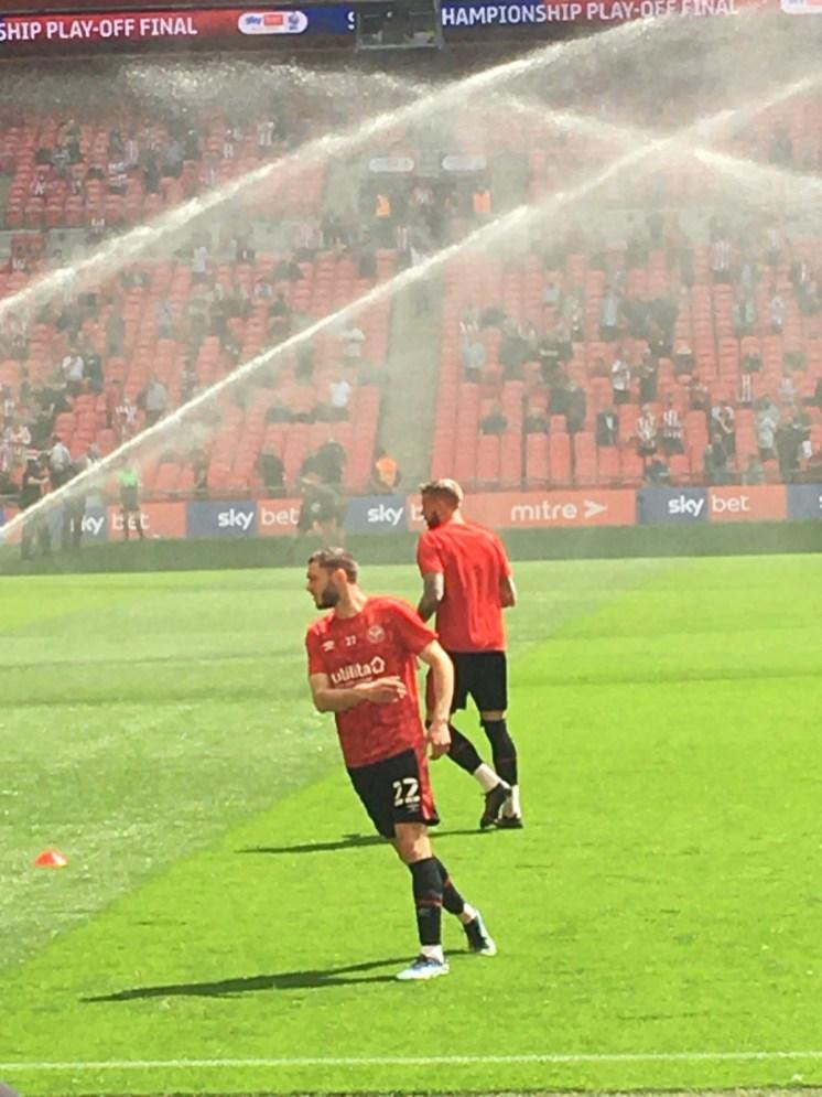 Premier League 6 - Henrik Dalsgaard and Pontus Jansson- Liz Vercoe