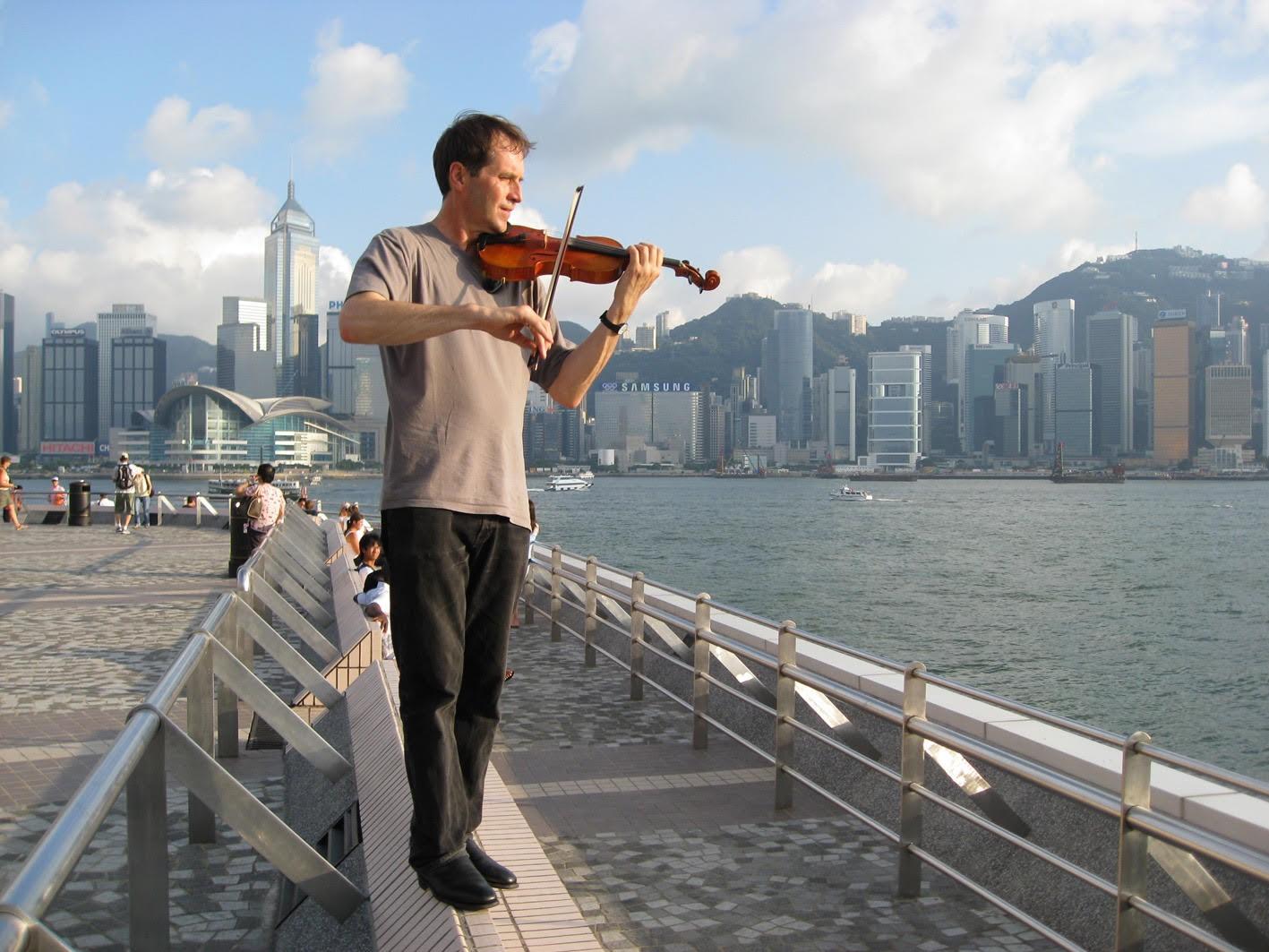 violin 3