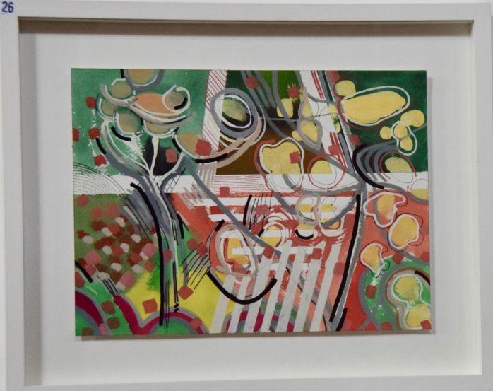 Chloë Fremantle, Le Figuier at Chelsea Physic Garden - UID26