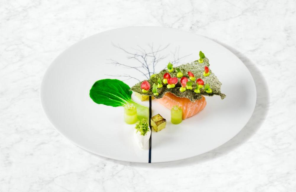 Garden Pavilion Food 1