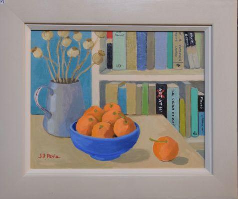 Jill Revie, Tangerines - UID61