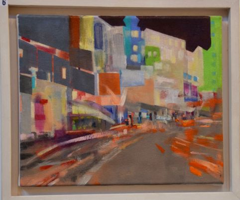 Lesley Bowyer, Shaftesbury Avenue - UID6
