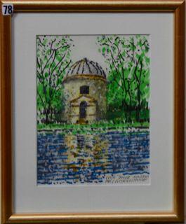 Nigel Woolner, Ionic Temple, Chiswick House - UID78