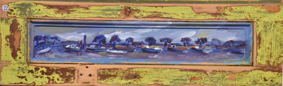 Paul Fisher, Brentford Boats - UID22