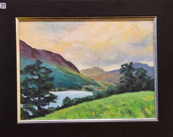 Peter Filbey, Buttermere, Lake District - UID21
