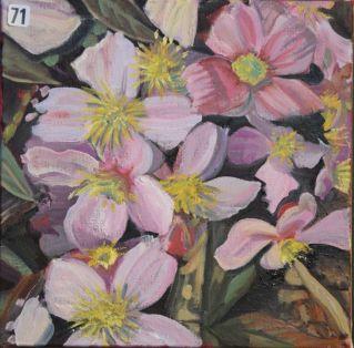 Sandy Wall, Tidy Little Flowers - UID71