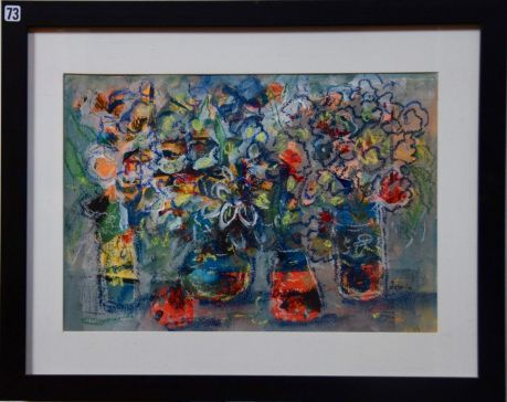 Sangeeta Weatherley, The Magic of Flowers - UID73