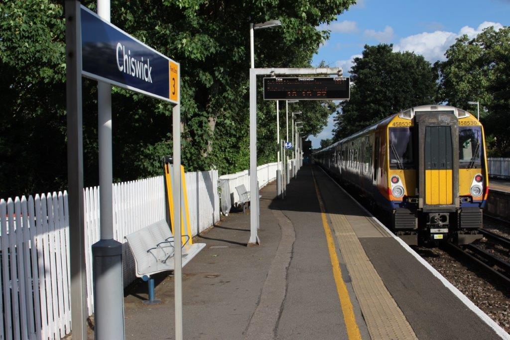 Chiswick Station 1