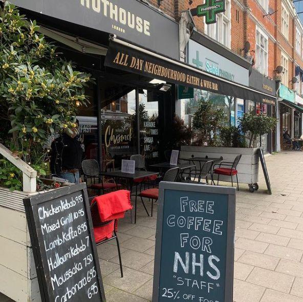 Hothouse Cafe