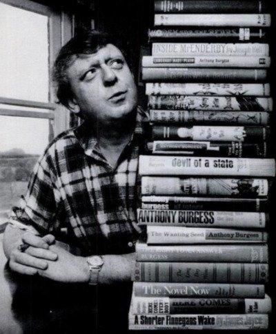 Anthony Burgess - Penguin-Books