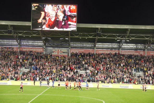 Brentford v Liverpool 7 - Liz Vercoe