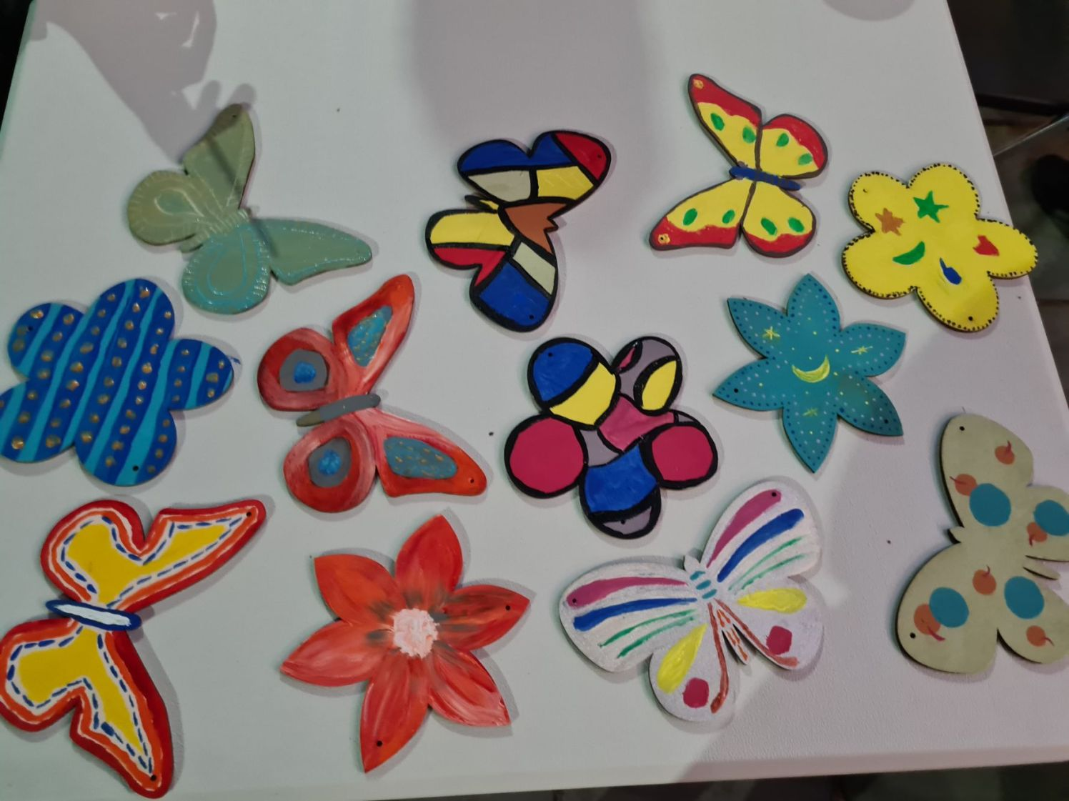 Butterflies and Flowers 4_web