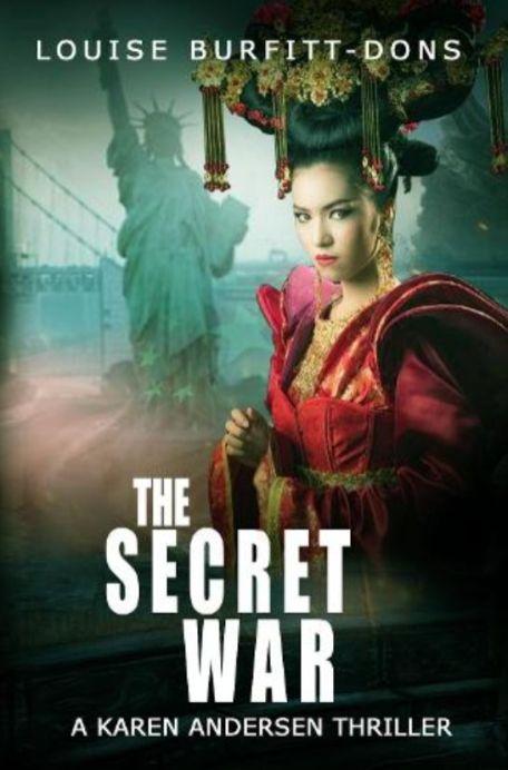 Local Authors - Louise Burfitt-Dons - The Secret War_web