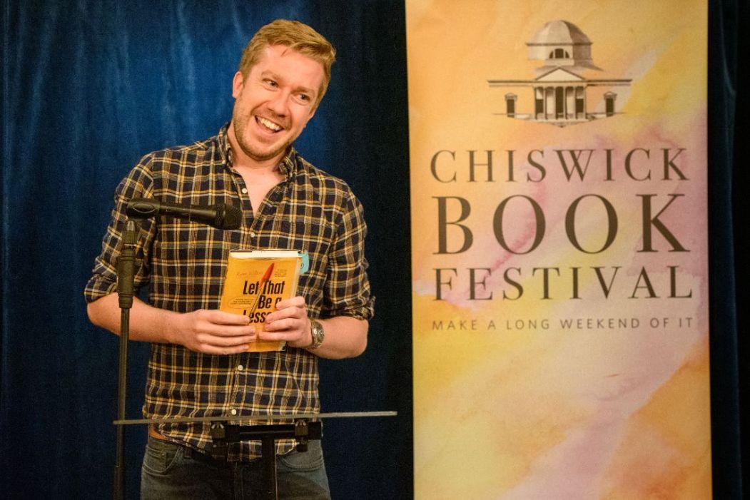 Local authors 17 - Ryan Wilson - Roger Green_web