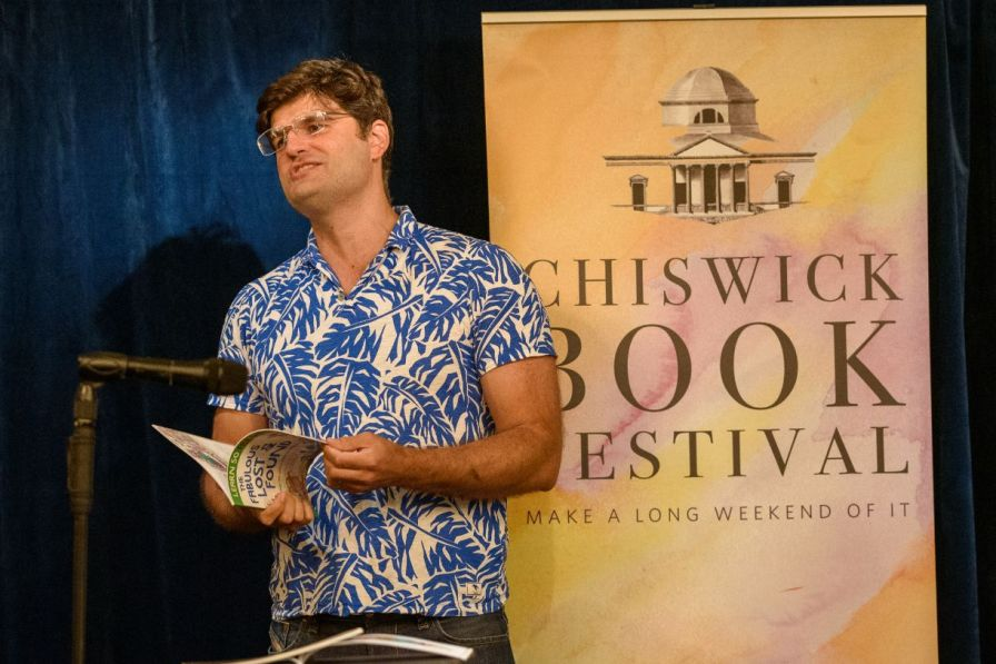 Local authors 19 - Mark Pallis - Roger Green_web
