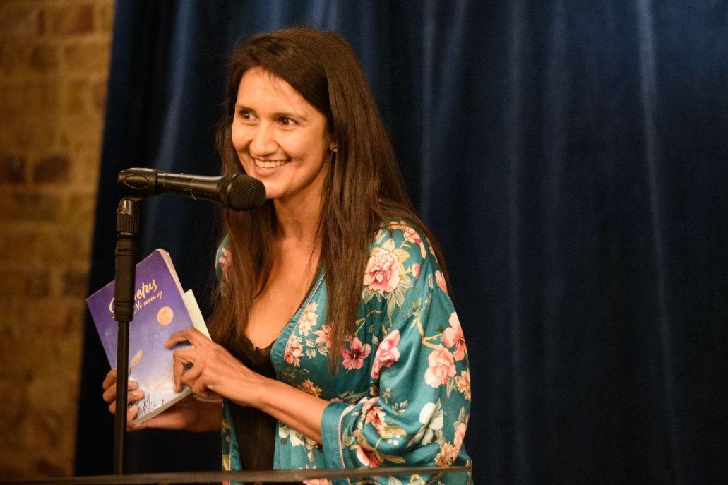 Local authors 2 - Lena Shah - Roger Green_web