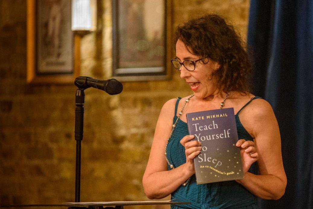 Local authors 4 - Kate Mikhail - Roger Green_web