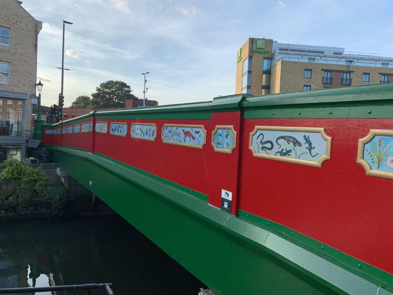 Brentford Bridge 1 - Matt Smith_web