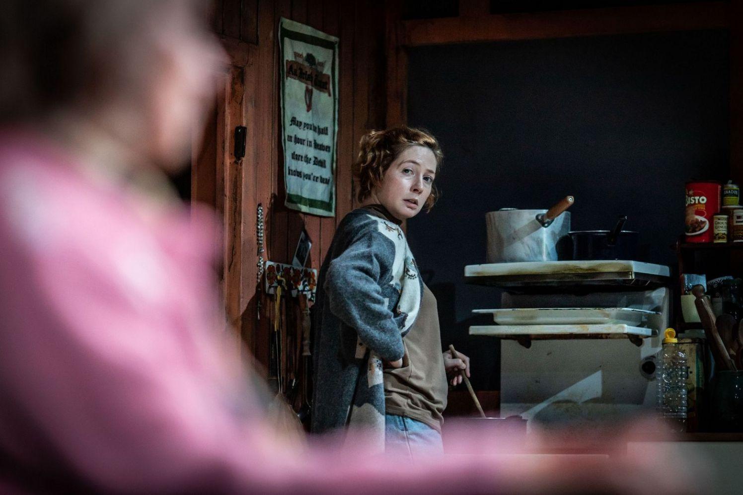 Orla Fitzgerald in THE BEAUTY QUEEN OF LEENANE. Photo Helen Maybanks (5)_web