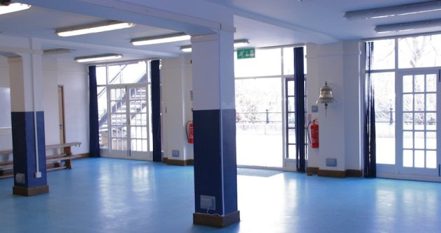 Chiswick Pier Venue Hire Hall