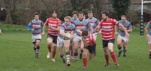 Chiswick Rugby Club London v Charlton
