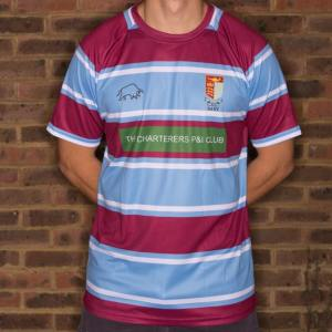 London Chiswick Rugby Team Wear Tshirt