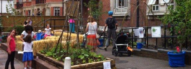 Abundance London educational and environmental projects around Chiswick2